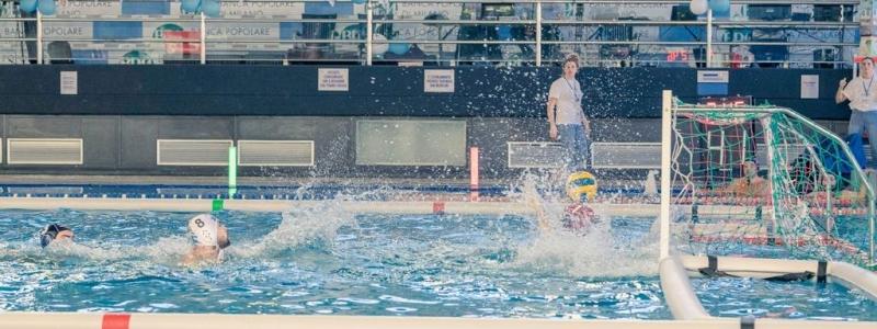 Pallanuoto paralimpica, Alibrandi: «Mancano i giocatori. Sogno l'Olimpiade»